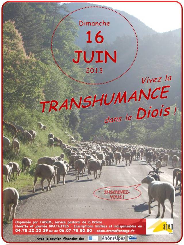 Affiche TRANSHU 16JUIN2013V3