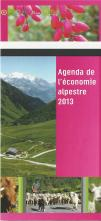 Agenda de l'Economie Alpestre 2013