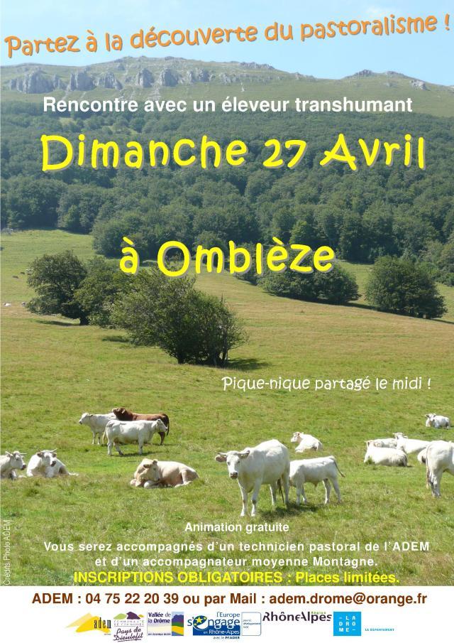 Journée pastoralisme_Omblèze_27_04_2014