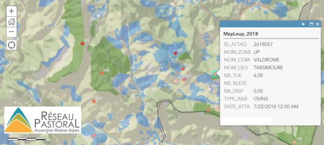 map loup
