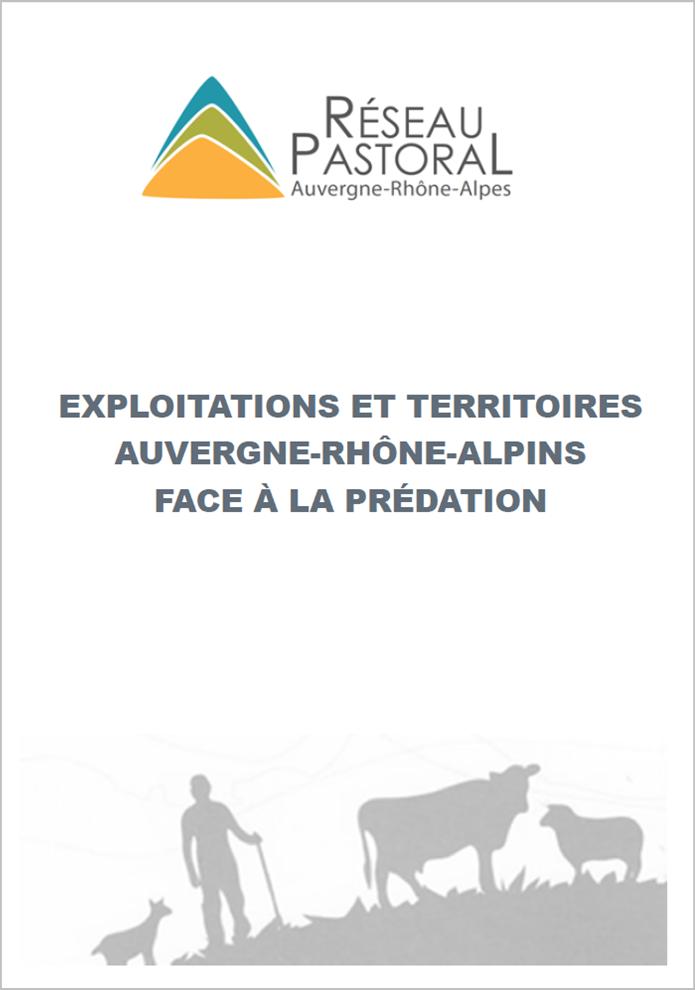 Exploitations et Territoires Auvergne-Rhône-Alpins face à la prédation